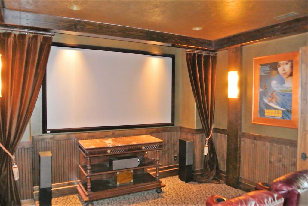 home Theater content